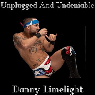 Ep 41. Reach for the stars with MLW talent and actor/director Danny Limelight