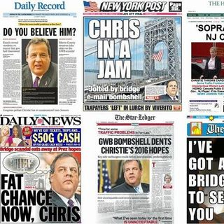 CURRENT> Chris Christie's Tale of a Bridge - Feb 06,2014