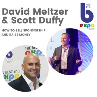 David Meltzer & Scott Duffy at The Best You EXPO