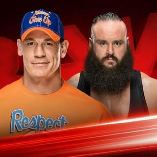 UPS AND DOWNS FROM RAW SEP 11/2017