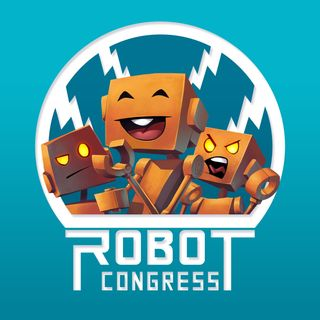 ROBOT CONGRESS - 79 - The Apex of our Fortnite