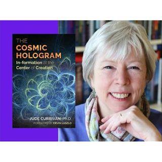 Mitchell Rabin Interviews Cosmologist Jude Currivan