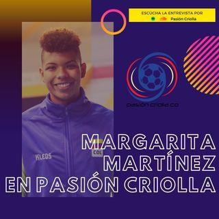 T1 - Episodio especial: Margarita Martínez
