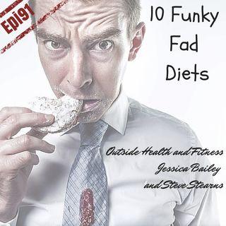 10 Funky Fad Diets