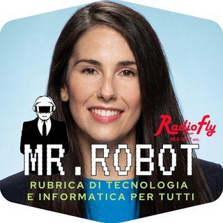 Mr.Robot a cura di Leonardo Cappello|Robotica 'soft'