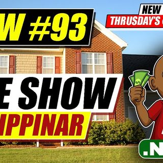 How to Wholesale Real Estate Free Training  [LIVE SHOW Flippinar #93]