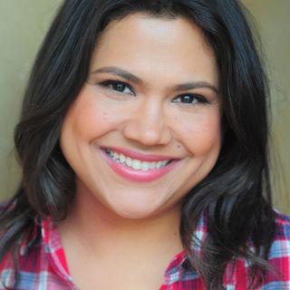 Natasha Perez co-star of SELENA: THE SERIES, returning for Season 2 on Netflix