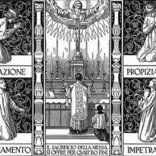 08 - La Santa Messa è un sacrificio