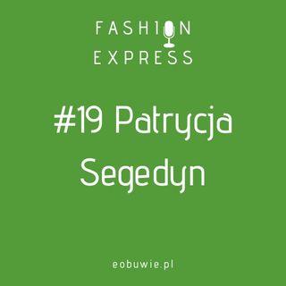 Stacja #019 Agnieszka rozmawia z Patrycją Segedyn, jak stworzyć własną kolekcję ubrań
