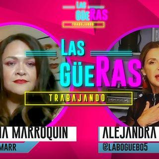 EP 2 Las Güeras Trabajando  Mariana Marroquín & La Bogue  Activismos Trans