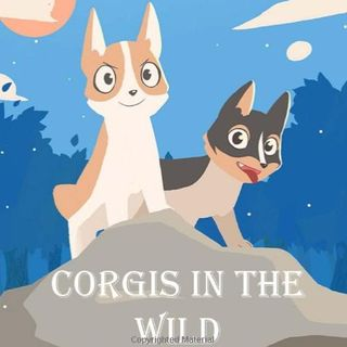 """Interview with Gabbie Wieck Author of """"Corgis in the Wild"""""""