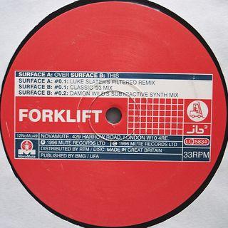 JB - Forklift (Luke Slater's Filtered Remix)