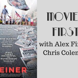 Movies First with Alex First & Chris Coleman - Episode 46 - Weiner (a true story)