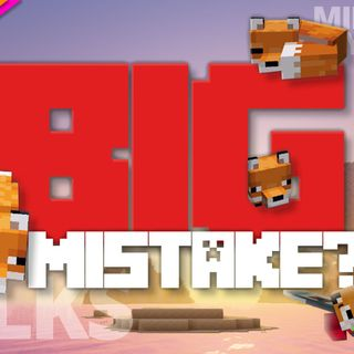 😱 Foxes in Minecraft are a BIG MISTAKE?