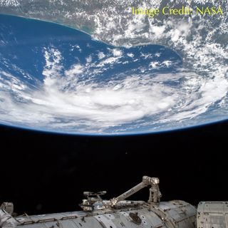 The International Space Station and I: The World from Above
