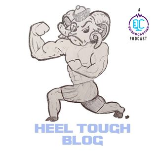 Heel Tough Blog Podcast-Ep. 46: Zack Pearson Interview