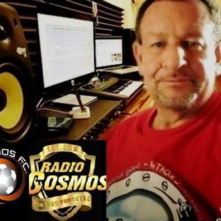 Micro my Pasion y el Novelon de la Liga en Cosmos Radio