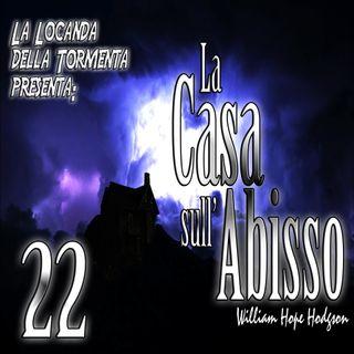 Audiolibro La Casa sull Abisso - William Hodgson - 22