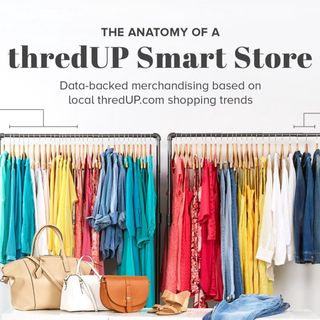 Fashion Expert Amy E. Goodman shares benefits of #ThredUp on #ConversationsLIVE