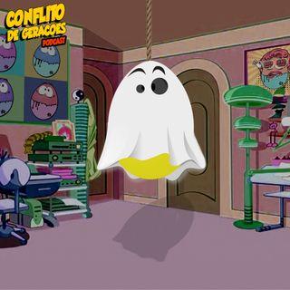 CdG 15 - Fantasmas assombrosos
