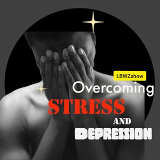 Overcoming stress and depression with Simon Stephen