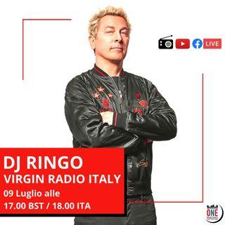 """DJ Ringo: Dopo il Covid riparto con """"U Motor"""", un nuovo canale TV"""