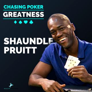 #9 Shaundle Pruitt: Crushing MTT's, Twitch Streaming, and Pure Grit