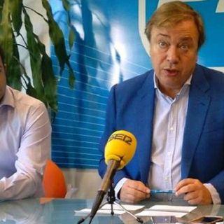 Juan Soler da un paso atrás y propone a Rubén Maireles para presidir el PP de Getafe