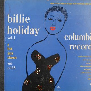 (I've Got A Man, Crazy  - Billie Holiday and her Orchestra