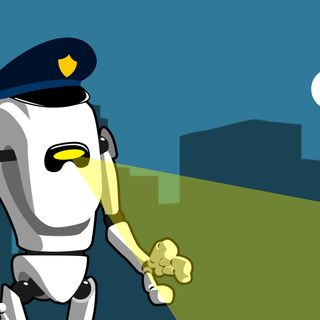 MH #20. El Uso de IA en la policía