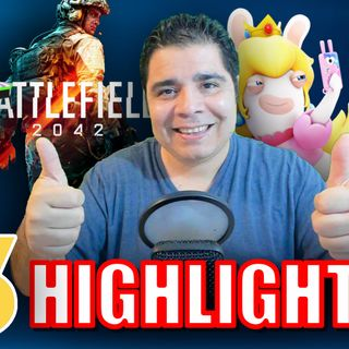 E3 Highlights (From Worst to Best) | Episode #184