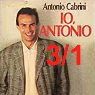 """""""Io, Antonio"""" - Capitolo 3, PRIMA parte"""