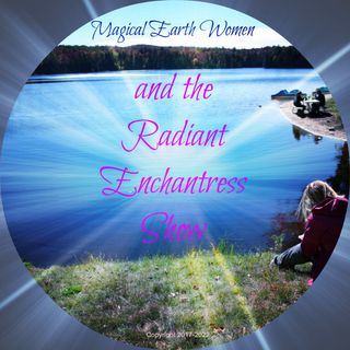The Radiant Enchantress Show - The one with Cindy Stradling