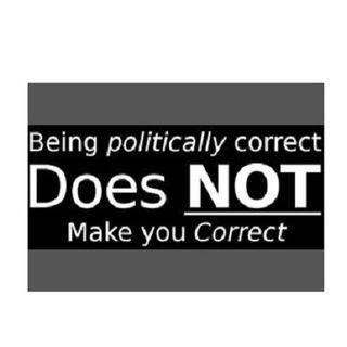#polička Is politically correct silly?