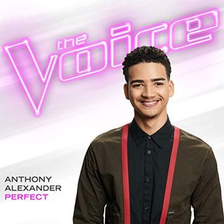 Anthony Alexander NBC's The Voice Throwback 2017