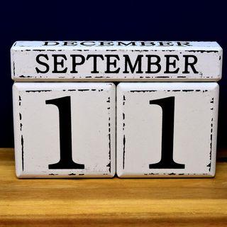 11. september: Ouverture til et korstog
