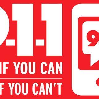 Episode 101 - Newz'UCanUse - 911 = Copz'Won'tCome