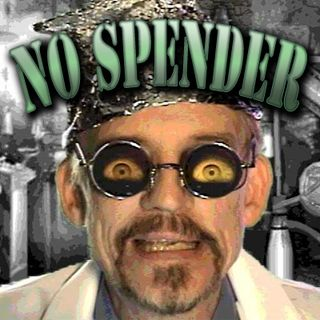 Doctor I M Paranoid: No Spender