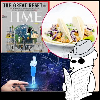 Il Grande Reset, ologrammi e proteine dall'aria