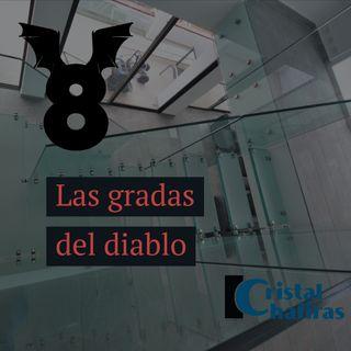 Las gradas del diablo - Escalera de Cristal en Tenerife