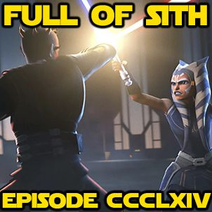 Episode CCCLXIV: Vanessa Marshall and the End of The Clone Wars
