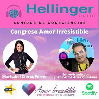 Congreso Amor Irresistible por la Hellinger Radio