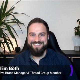 Eve's Tim Böth Explains HomeKit Over Thread | TWiT Bits