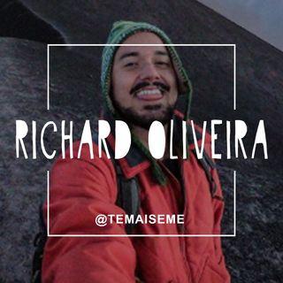#25 - Richard Oliveira (@vidademochila) - Soy loco por ti América