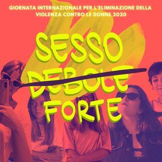 #castelguelfo 25 novembre - NO alla VIOLENZA sulle DONNE!