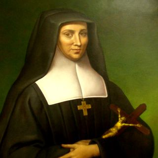 Santa Juana Francisca de Chantal,  fundadora de las Salesas
