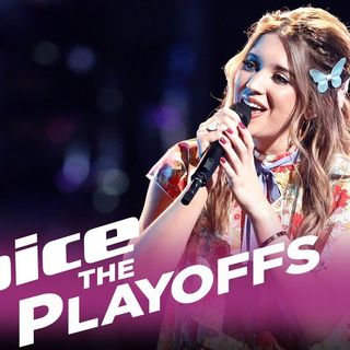 Karli Webster NBC's The Voice Throwback 2017