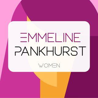 6 - Emmeline Pankhurst
