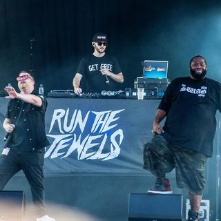 Episode #2 Interview with Trackstar The DJ of Run The Jewels