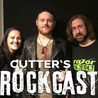 Rockcast 169 - Danny Worsnop Solo and Unplugged